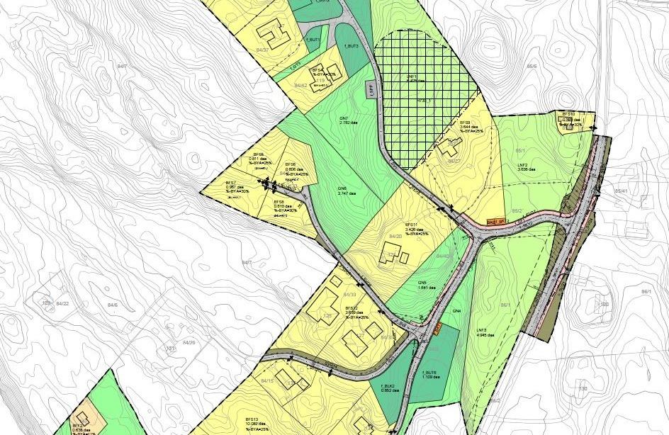radøy kommune kart Radøy kommune | Ard arealplan radøy kommune kart
